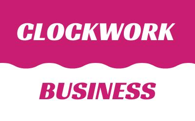 The Golden Utopia of the Clockwork Business